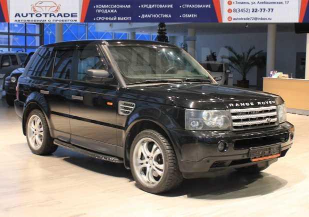 Land Rover Range Rover Sport, 2006 год, 659 000 руб.
