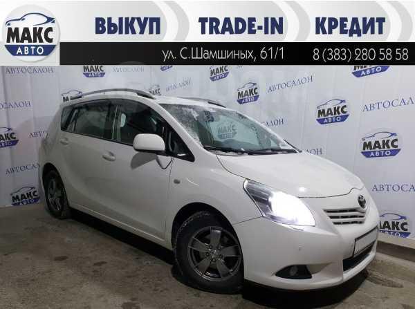Toyota Verso, 2012 год, 810 000 руб.
