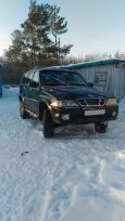 SsangYong Musso, 1999 год, 130 000 руб.