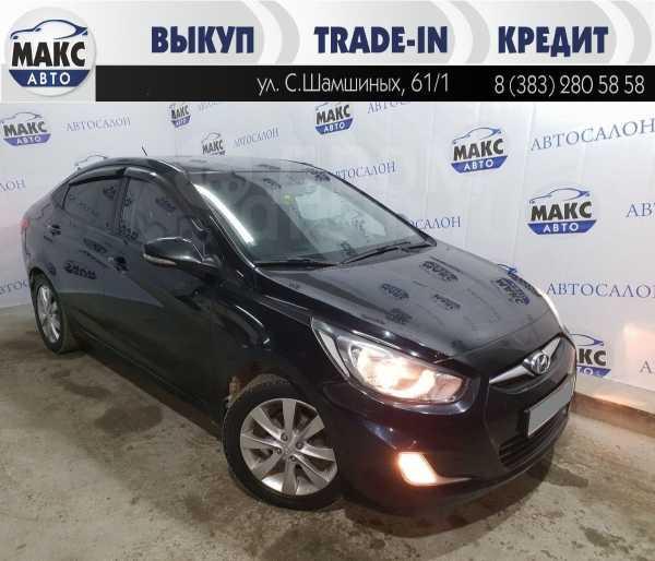 Hyundai Solaris, 2011 год, 479 000 руб.
