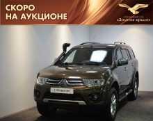 Новокузнецк Pajero Sport 2015