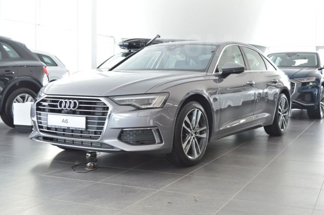 Audi A6, 2018 год, 4 585 175 руб.