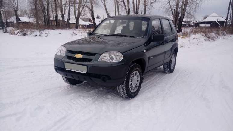 Chevrolet Niva, 2012 год, 289 000 руб.