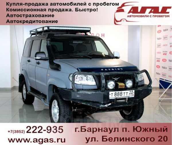 УАЗ Патриот, 2012 год, 390 000 руб.