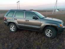 Красноярск Grand Cherokee