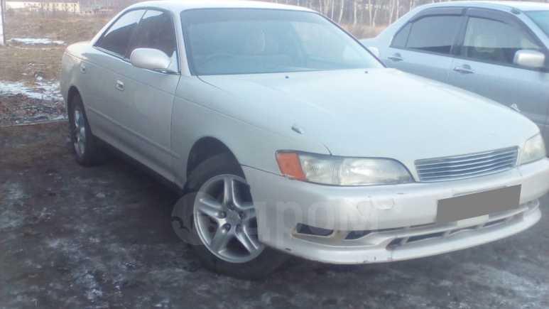 Toyota Mark II, 1995 год, 110 000 руб.