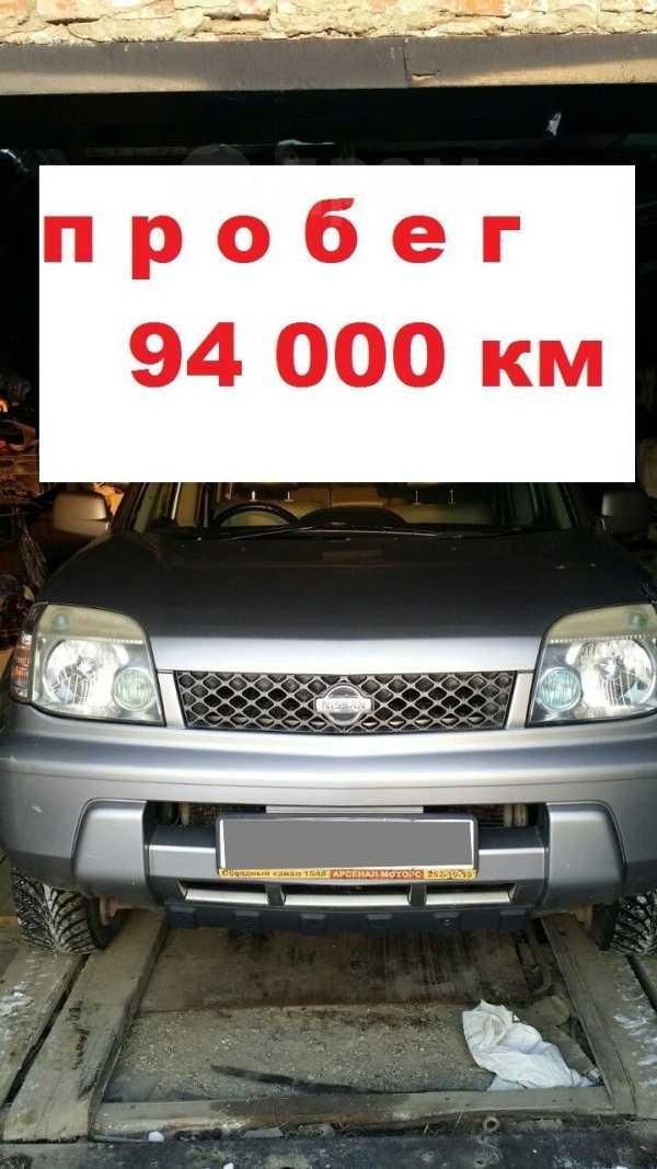 Nissan X-Trail, 2003 год, 470 000 руб.