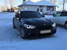 Иркутск BMW 1-Series 2017