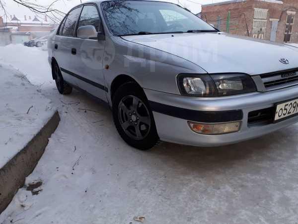 Toyota Carina E, 1997 год, 195 000 руб.