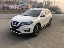 Владивосток X-Trail 2018