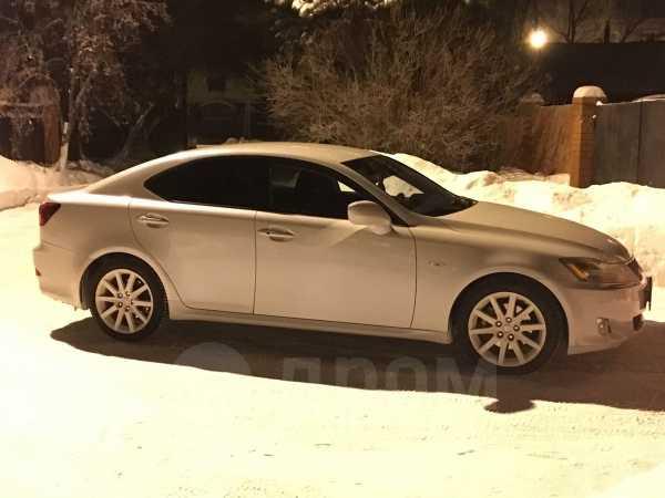 Lexus IS250, 2005 год, 650 000 руб.