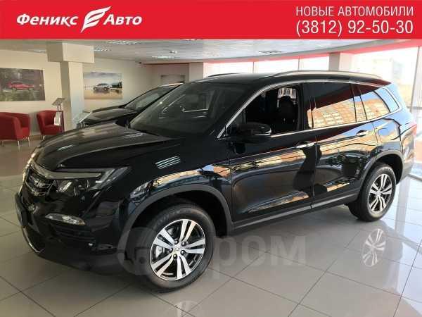 Honda Pilot, 2018 год, 3 350 000 руб.