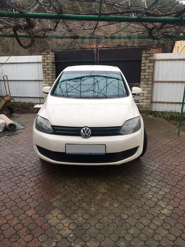 Volkswagen Golf Plus, 2012 год, 635 000 руб.