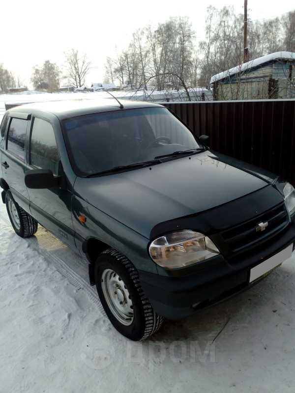 Chevrolet Niva, 2008 год, 285 000 руб.