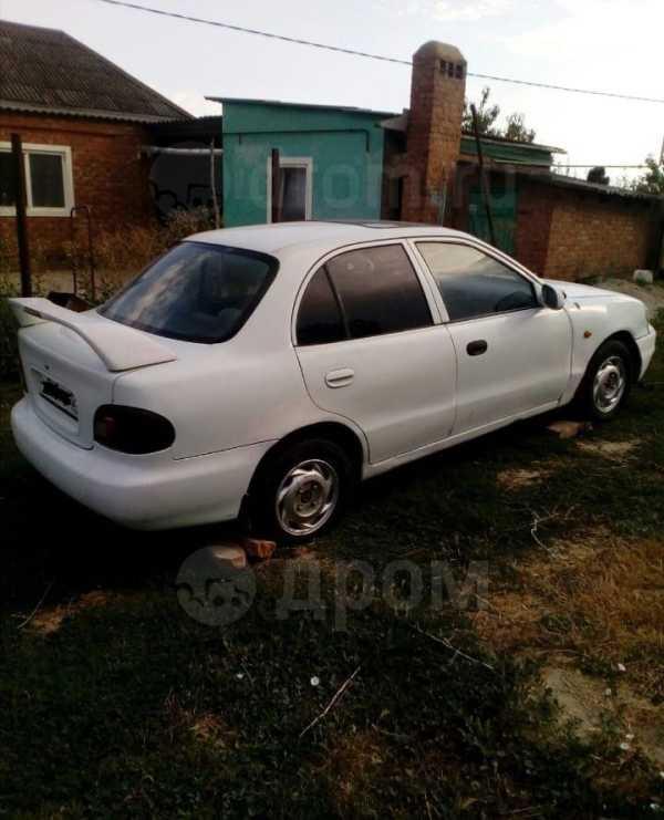 Hyundai Accent, 1995 год, 50 000 руб.