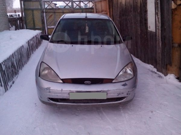 Ford Focus, 2002 год, 130 000 руб.