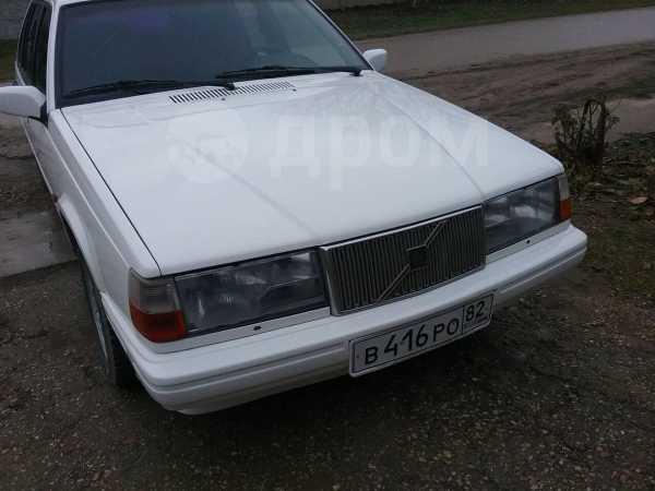 Volvo 940, 1993 год, 160 000 руб.