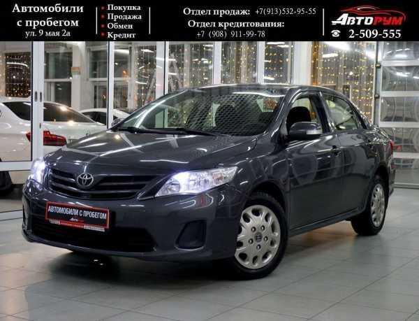 Toyota Corolla, 2012 год, 732 000 руб.