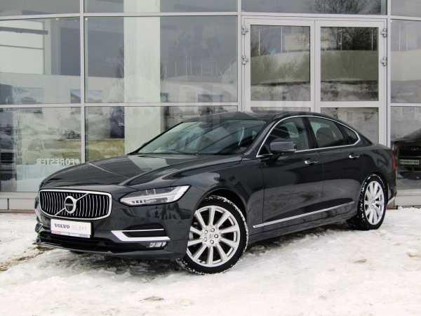 Volvo S90, 2017 год, 2 820 000 руб.