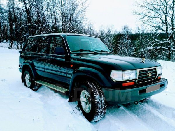 Toyota Land Cruiser, 1997 год, 895 000 руб.
