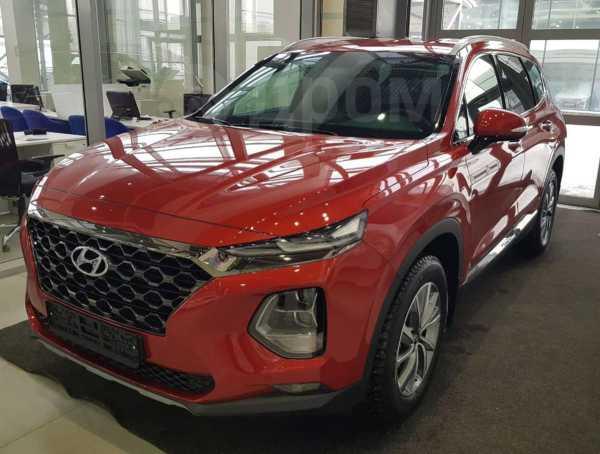 Hyundai Santa Fe, 2019 год, 2 549 000 руб.