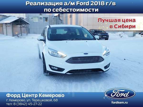 Ford Focus, 2018 год, 993 285 руб.