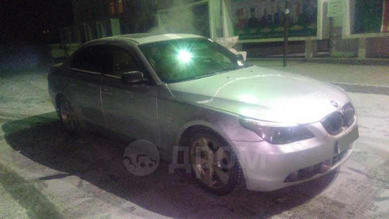 BMW 5-Series, 2003 год, 434 999 руб.