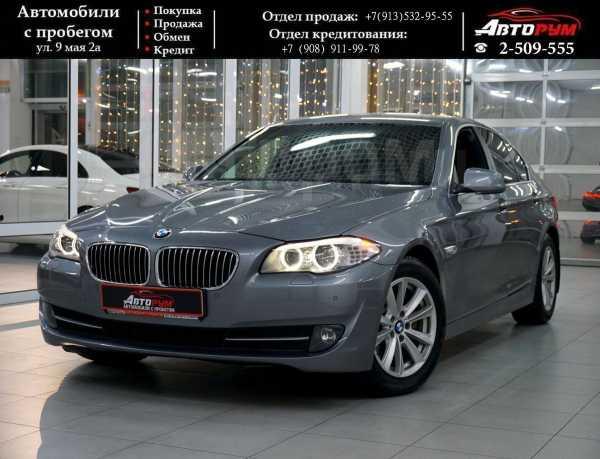 BMW 5-Series, 2012 год, 1 037 000 руб.