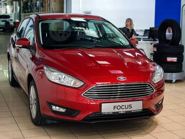 Ford Focus, 2019 год, 1 176 500 руб.