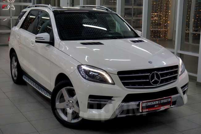 Mercedes-Benz M-Class, 2015 год, 2 197 000 руб.