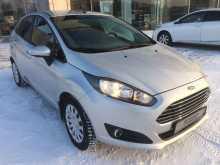 Красноярск Ford Fiesta 2015