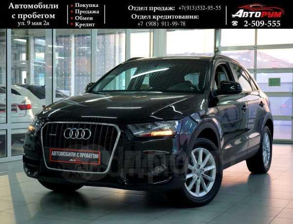 Audi Q3, 2013 год, 997 000 руб.