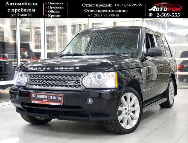Land Rover Range Rover, 2009 год, 897 000 руб.