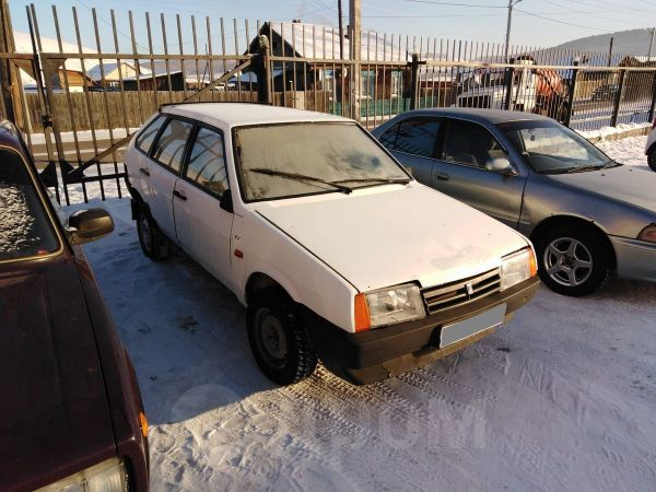Лада 2109, 1991 год, 55 000 руб.