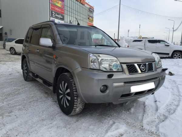 Nissan X-Trail, 2002 год, 460 000 руб.