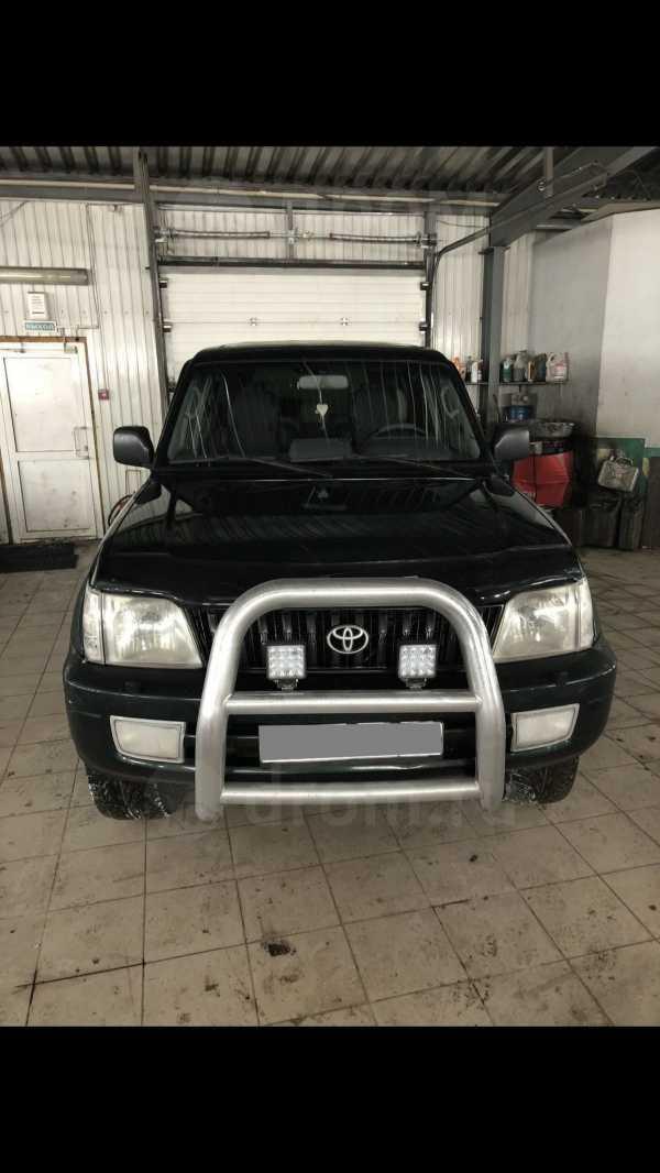 Toyota Land Cruiser Prado, 2000 год, 773 000 руб.