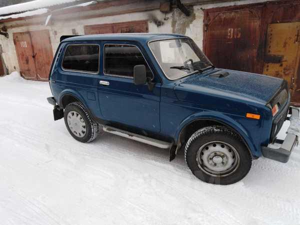 Лада 4x4 2121 Нива, 2009 год, 283 000 руб.