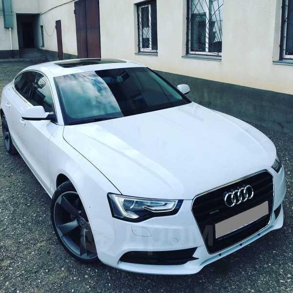 Audi A5, 2015 год, 1 600 000 руб.