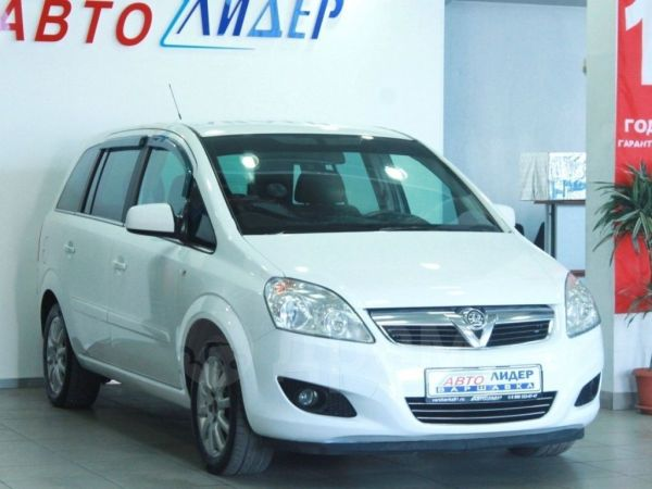 Opel Zafira, 2011 год, 405 000 руб.