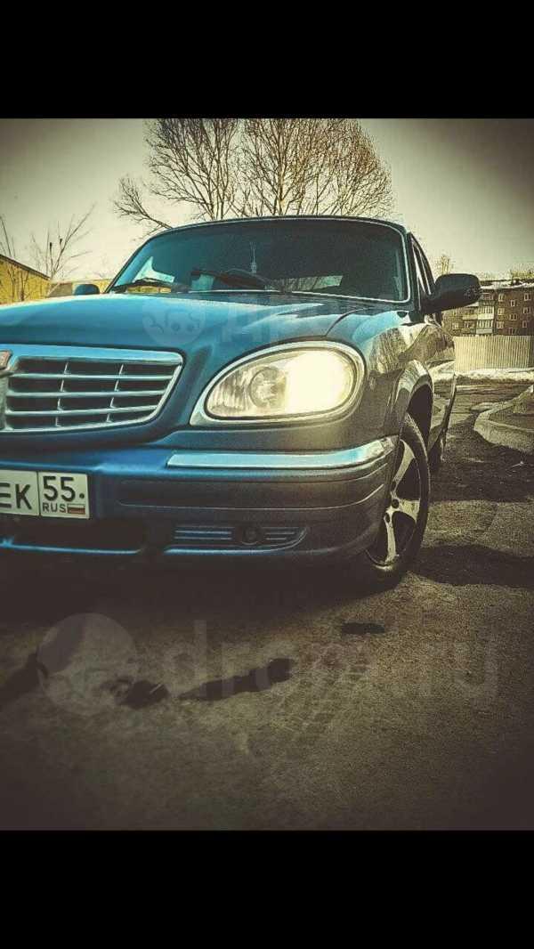 ГАЗ 31105 Волга, 2008 год, 119 999 руб.