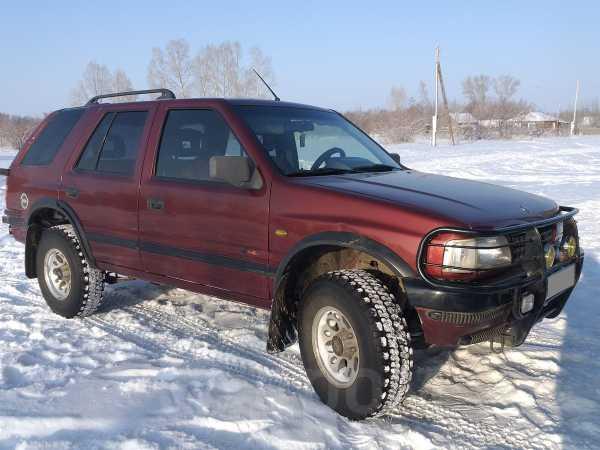 Opel Frontera, 1993 год, 260 000 руб.