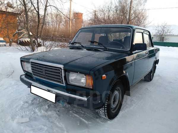 Лада 2107, 2006 год, 88 000 руб.