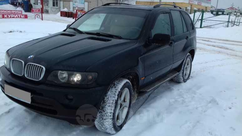 BMW X5, 2001 год, 455 000 руб.