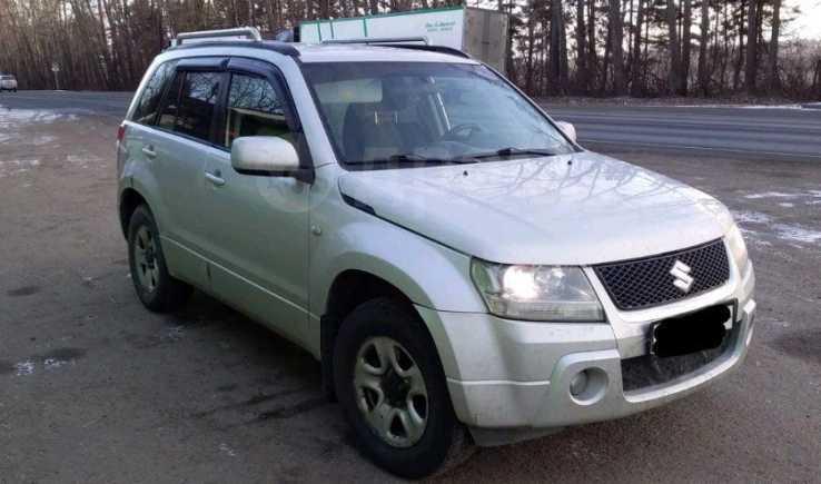 Suzuki Grand Vitara, 2008 год, 400 000 руб.