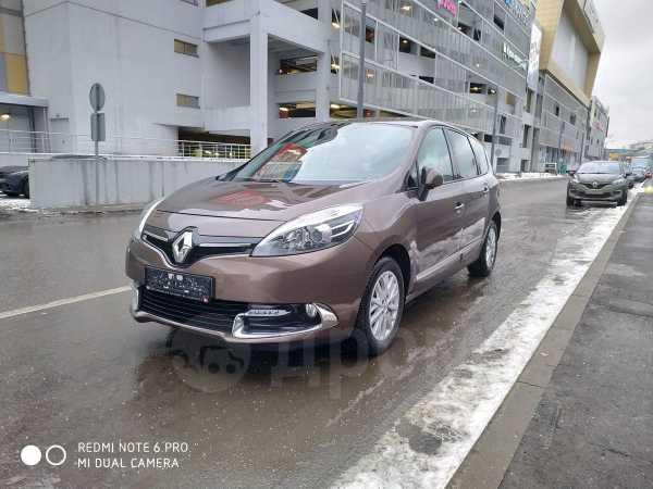 Renault Grand Scenic, 2015 год, 885 000 руб.