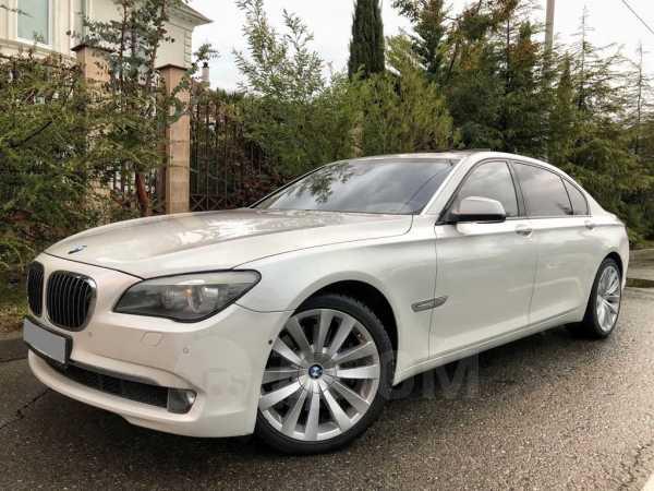 BMW 7-Series, 2008 год, 949 000 руб.