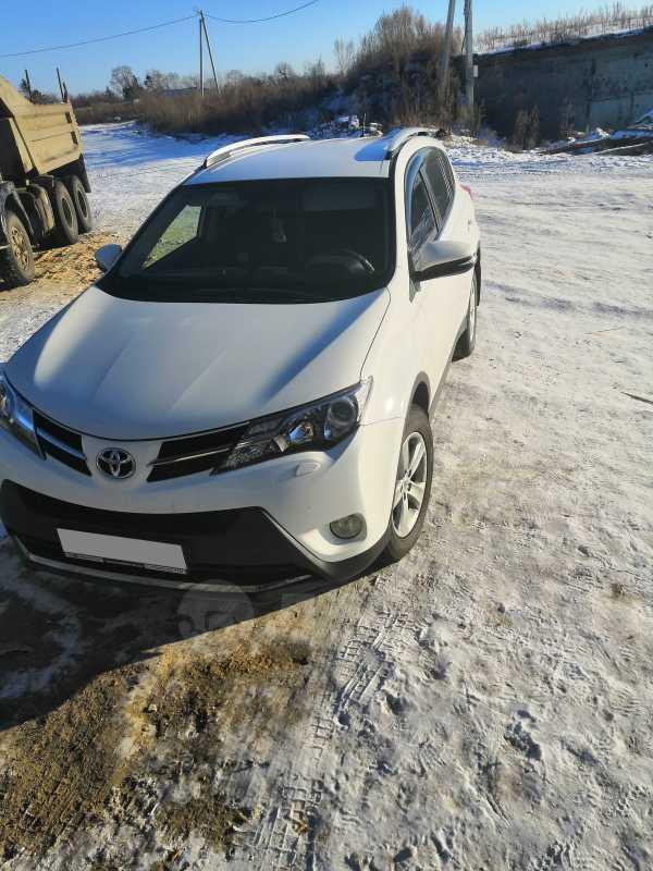 Toyota RAV4, 2014 год, 1 100 020 руб.