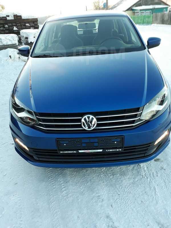 Volkswagen Polo, 2018 год, 800 000 руб.