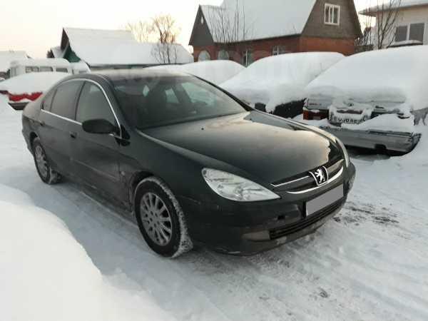 Peugeot 607, 2001 год, 350 000 руб.