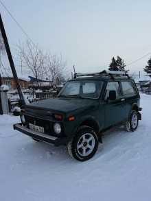 Усть-Илимск 4x4 2121 Нива 2005